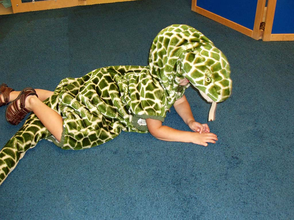 Шапочка змеи своими руками